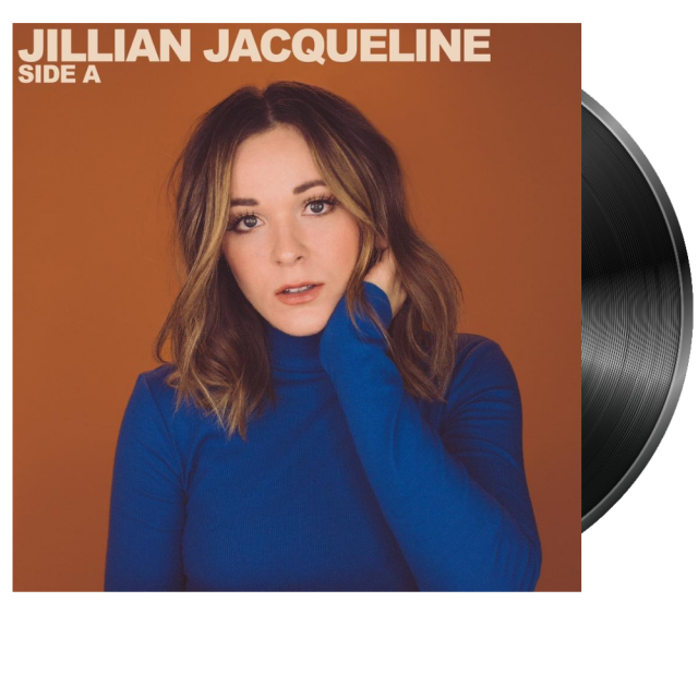 Jillian Jacqueline Vinyl- Side A