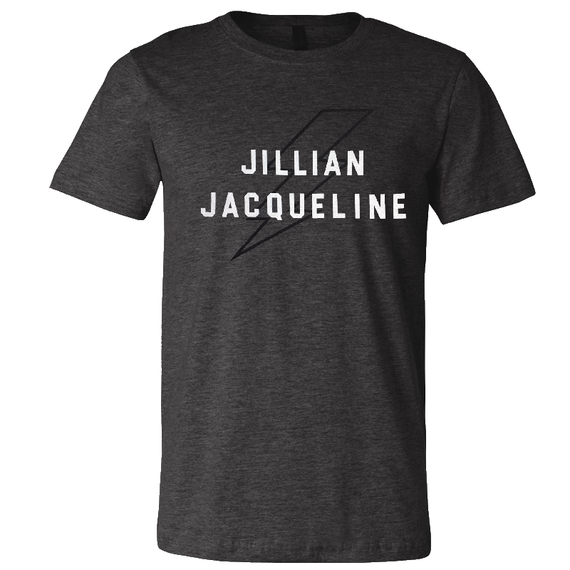 Jillian Jacqueline Dark Heather Tee