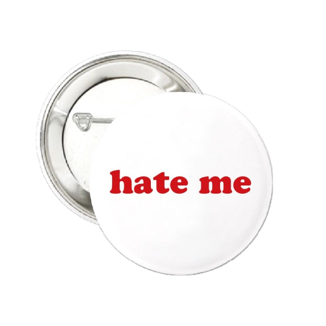 Jillian Jacqueline Hate Me Button