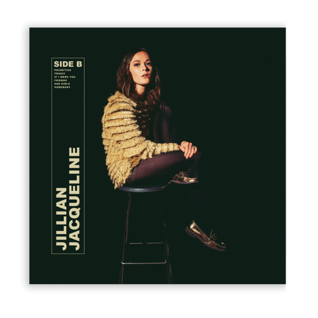 Jillian Jacqueline EP- Side B