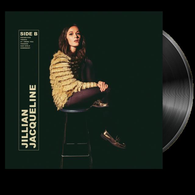 Jillian Jacqueline Vinyl- Side B